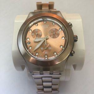 Swatch Watch - Rose Gold